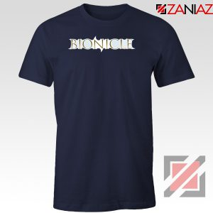 Bionicle Logo Navy Blue Tshirt