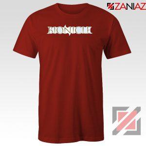 Bionicle Logo Red Tshirt