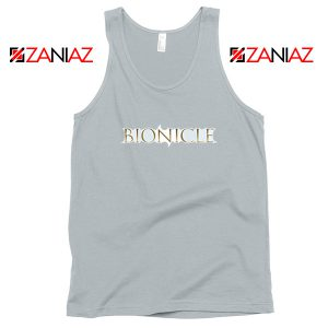 Bionicle Logo Sport Grey Tank Top
