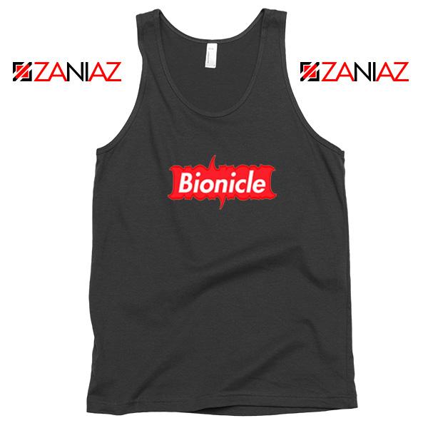 Bionicle Supreme Parody Black Tank Top