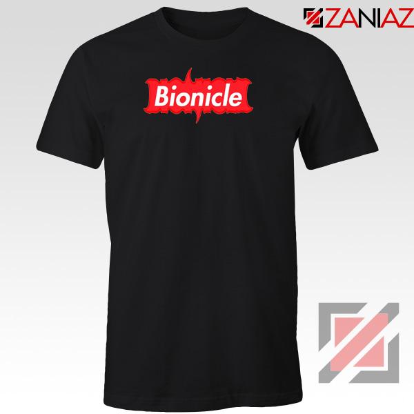 Bionicle Supreme Parody Black Tshirt