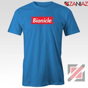Bionicle Supreme Parody Blue Tshirt