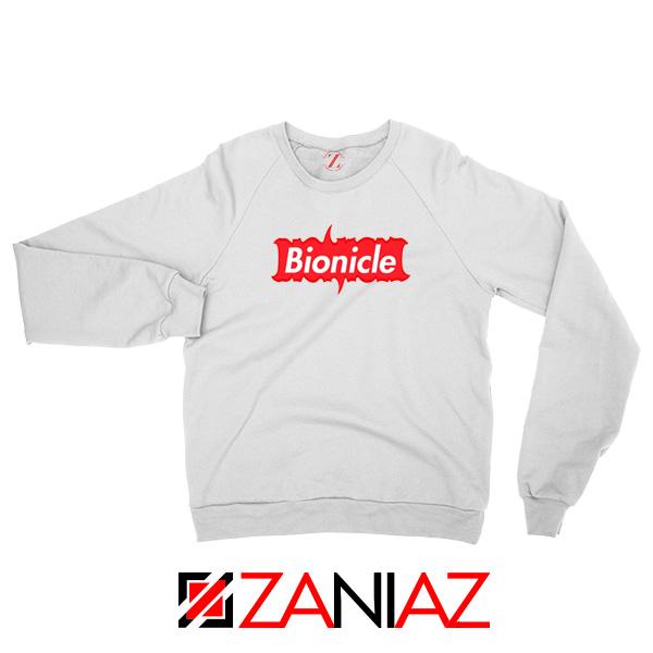Bionicle Supreme Parody Sweatshirt