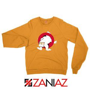 Buy GhostButters Orange Sweatshirt