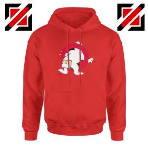 Buy GhostButters Red Hoodie