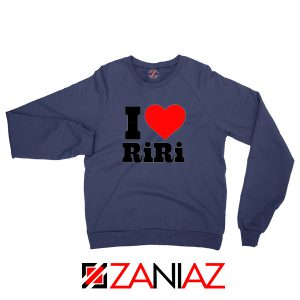 Buy I Love RiRi Navy Blue Sweater