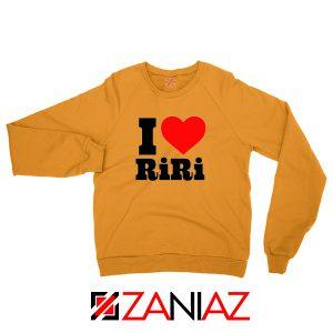 Buy I Love RiRi Orange Sweater