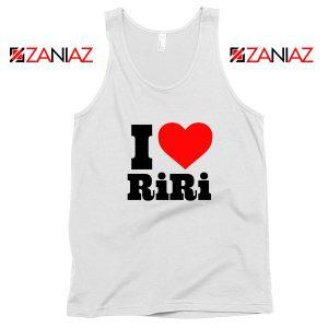 Buy I Love RiRi Tank Top