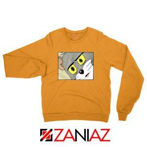 Buy Tom Meme Orange Sweatshirt