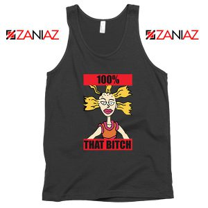 Cheap Cynthia Rugrats Black Tank Top