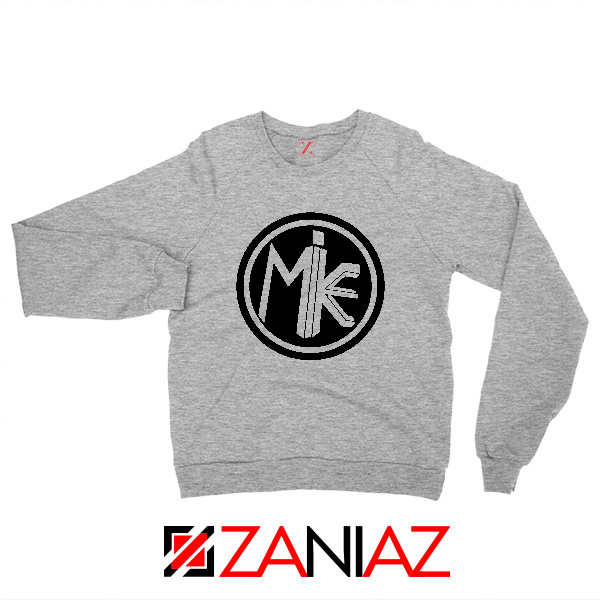 Cheap Mike Circle Sport Grey Sweatshirt