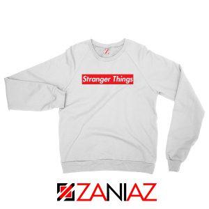 Cheap Stranger Things Supreme Parody Sweater