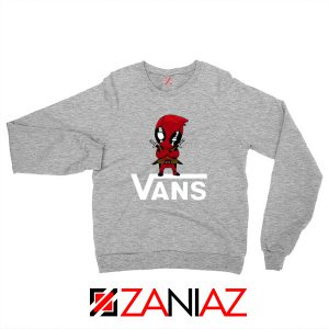 Cheap Van Deadpool Sweatshirt