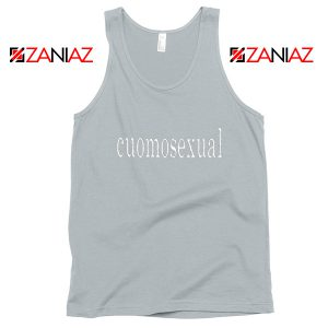 Cuomosexual Sport Grey Tank Top