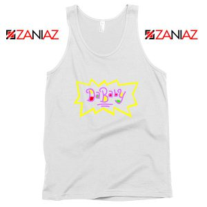 Dababy Rugrats White Tank Top