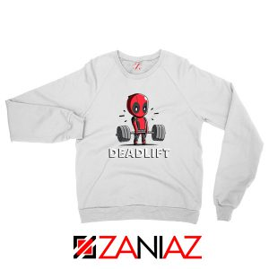 Deadpool Deadlift Sweatshirt