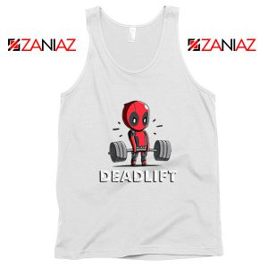 Deadpool Deadlift Tank Top
