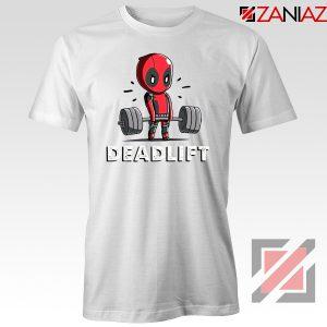 Deadpool Deadlift Tshirt