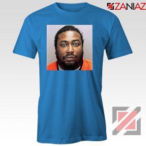 Dirty Bastard ODB Blue Tshirt