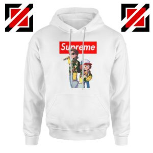 Dustin And Steve Stranger Things Hoodie