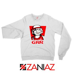 Dustin GRR Parody Sweater