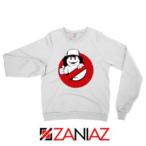 Dustin Ghostbusters Parody Sweatshirt