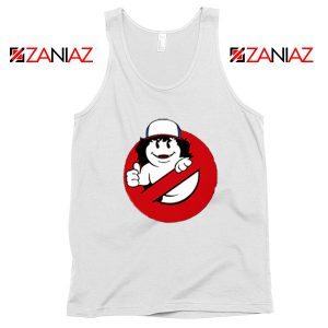 Dustin Ghostbusters Parody Tank Top