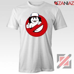 Dustin Ghostbusters Parody Tshirt