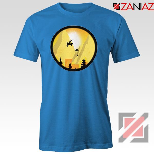 Eat Sleep Tame Repeat Blue Tshirt