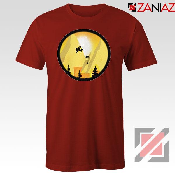 Eat Sleep Tame Repeat Red Tshirt