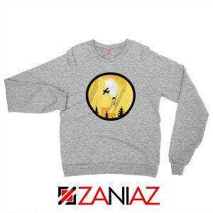 Eat Sleep Tame Repeat Sport Grey Sweatshirt