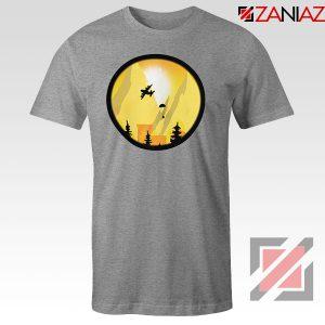 Eat Sleep Tame Repeat Sport Grey Tshirt