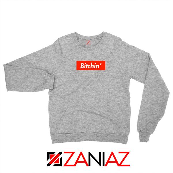 Eleven Bitchin Supreme Sport Grey Sweater
