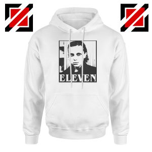 Eleven Stranger Things Graphic Hoodie