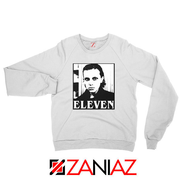 Eleven Stranger Things Graphic Sweatshirt