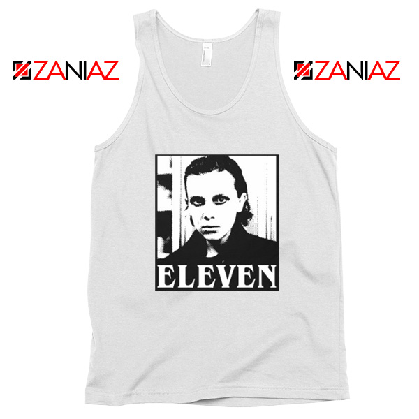 Eleven Stranger Things Graphic Tank Top