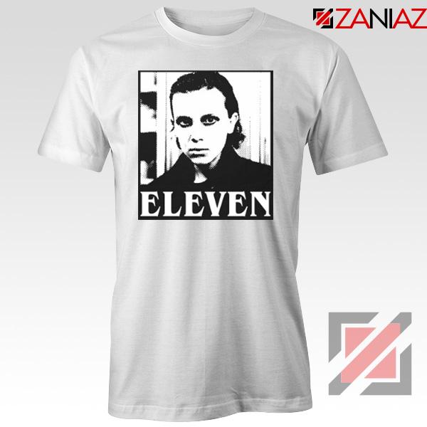 Eleven Stranger Things Graphic Tshirt