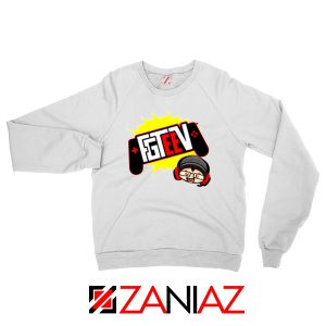 FGTEEV Gamer Tuber White Sweatshirt
