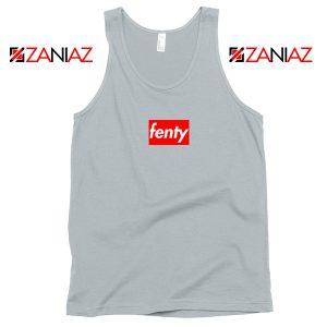 Fenty Rihanna Sport Grey Tank Top