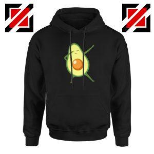 Funny Dabbing Avocado Black Hoodie
