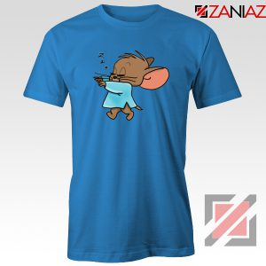 Jerry Sleepwalking Blue Tshirt