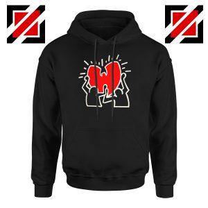 Keith Haring Rapper Hoodie