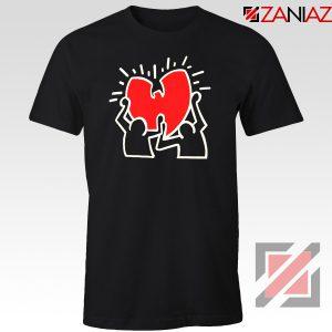 Keith Haring Rapper Tshirt