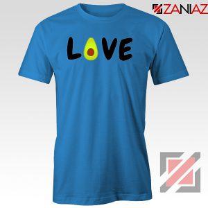Love Avocado Blue Tshirt