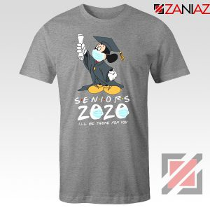 Mickey Seniors 2020 Quarantined Tshirt