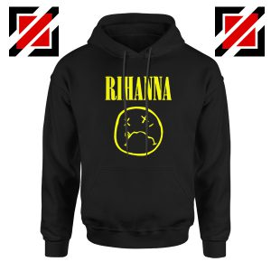 Nirvana Rihanna Hoodie