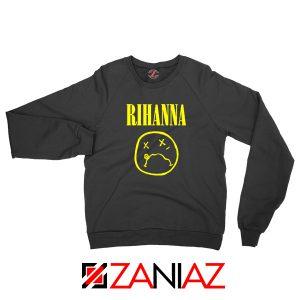 Nirvana Rihanna Sweatshirt