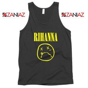 Nirvana Rihanna Tank Top