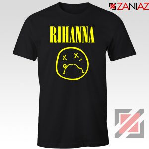 Nirvana Rihanna Tshirt
