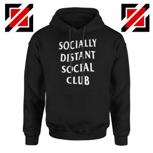Socially Distant Social Club Hoodie
